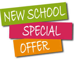 New School Special Offer